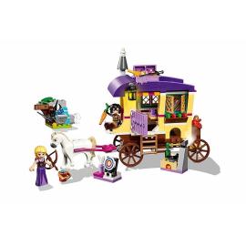 Il caravan di Rapunzel - Lego Disney 41157
