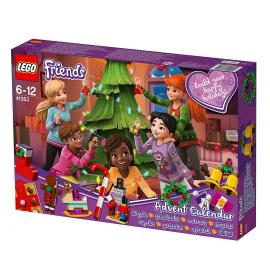 LEGO® Friends Calendario dell'Avvento - Lego Friends 41343