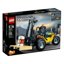 Carrello elevatore Heavy Duty - Lego Technic 42079
