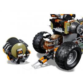 Turbo-cingolato - Lego Ninjago 70654