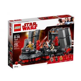 Sala del trono di Snoke - Lego Star Wars 75216