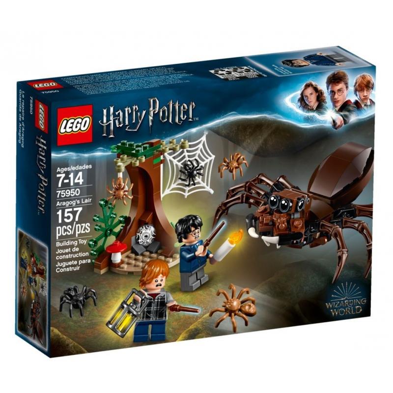Il covo di Aragog - Lego Harry Potter 75950