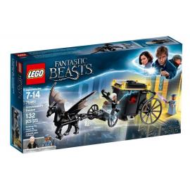 La fuga di Grindelwald - Lego Fantastic Beasts 75951