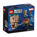 Groot e Rocket - Lego BrickHeadz 41626