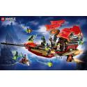 Il volo finale del Vascello del Destino - Lego Ninjago 70738
