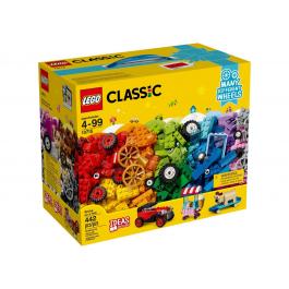 Mattoncini su ruote - Lego Classic 10715