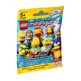 Minifigures The Simpsons Serie 2 - Lego 71009