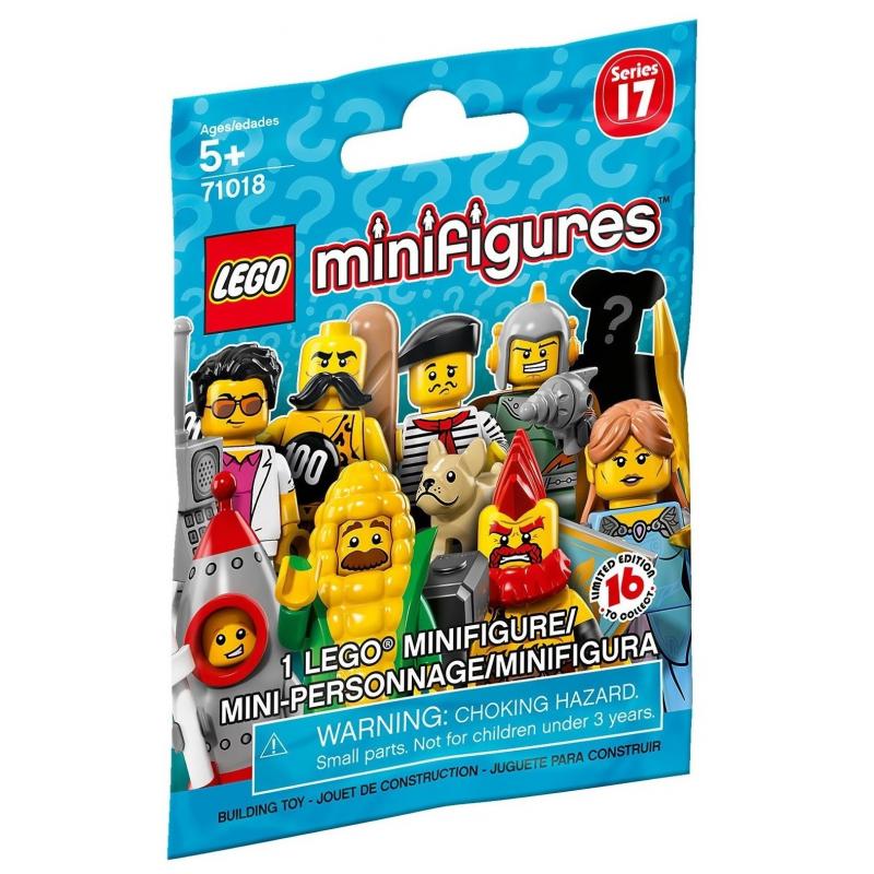 Minifigures Serie 17 - Lego 71018