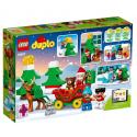Le avventure di Babbo Natale - Lego Duplo 10837