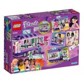 Lo stand dell'arte di Emma - Lego Friends 41332