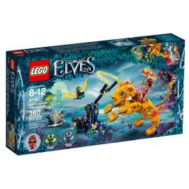 Azari e la cattura del leone di fuoco - Lego Elves 41192