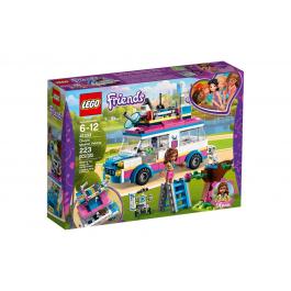 Il veicolo delle missioni di Olivia - Lego Friends 41333