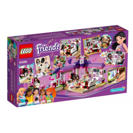 Il caffè degli artisti di Emma - Lego Friends 41336