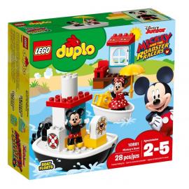 La barca di Topolino - Lego Duplo 10881