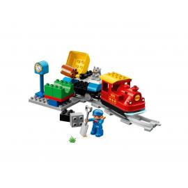 Treno a vapore - Lego Duplo 10874