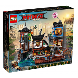 Porto di NINJAGO City - Lego Ninjago Movie 70657