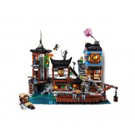 Porto di NINJAGO City - Lego Ninjago Movie 70657