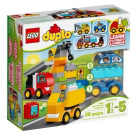 I miei primi veicoli - Lego Duplo 10816