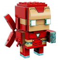 Iron Man MK50 - Lego BrickHeadz 41604