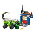 Spider-Man contro Scorpione: resa dei conti finale - Lego Juniors 10754