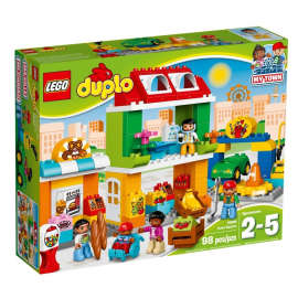 Grande Piazza in città - Lego Duplo 10836