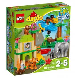 Giungla - lego Duplo 10804