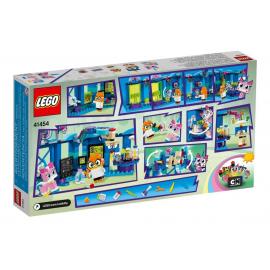 Il laboratorio della Dottoressa Volpe - Lego Unikitty! 41454