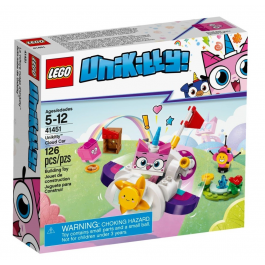 La Cloud Car di Unikitty - Lego Unikitty 41451
