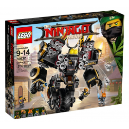 Robot tellurico - Lego Ninjago Movie 70632