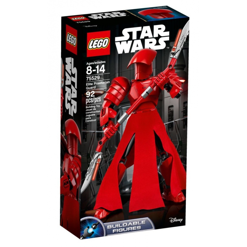 Guardia Pretoriana Elite - Lego Star Wars 75529