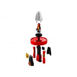 Kai - Maestro di Spinjitzu - Lego Ninjago 70633