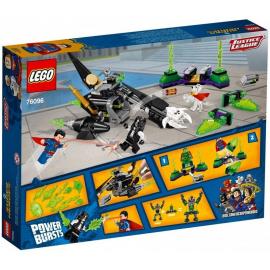 L'alleanza tra Superman e Krypto - Lego DC Super Heroes 76096