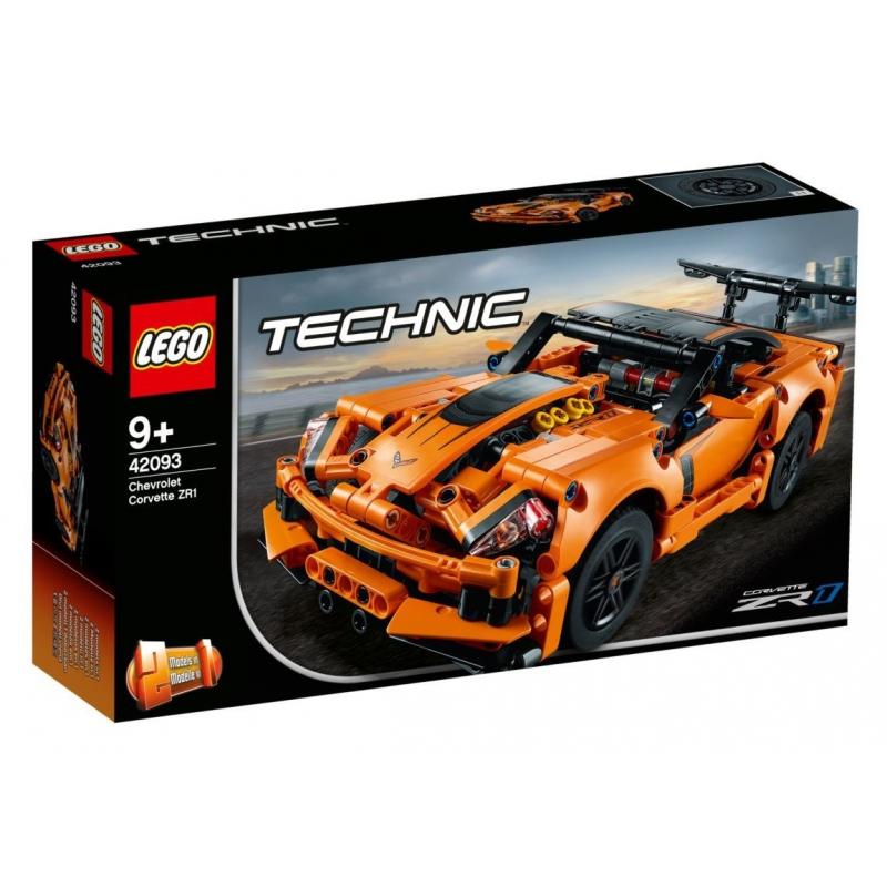 Chevrolet Corvette ZR1 - Lego Technic 42093