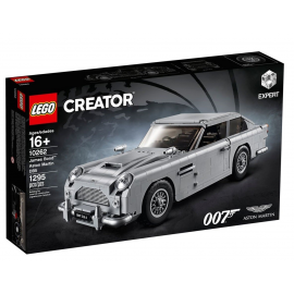 James Bond Aston Martin DB5 - Lego Creator 10262