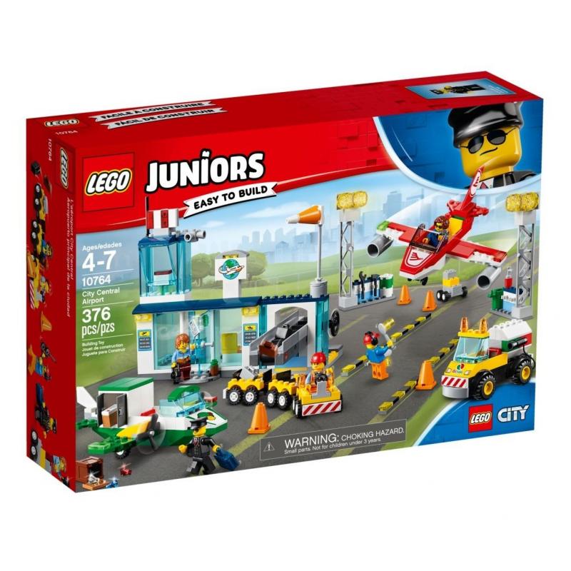 Aeroporto di città - Lego Juniors 10764