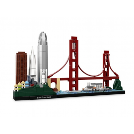 San Francisco - Lego Architecture 21043