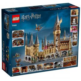 Castello di Hogwarts - Lego Harry Potter 71043