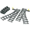 Scambi per la ferrovia - Lego City 7895
