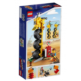 Il triciclo di Emmet! - Lego 70823