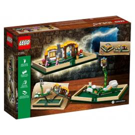 Libro Pop-Up - Lego 21315