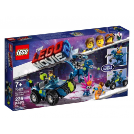 Il fuoristrada Rex-tremo di Rex! - The LEGO Movie 2 70826