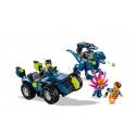 Il fuoristrada Rex-tremo di Rex! - The LEGO Movie 2 70826
