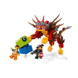 Ultrakatty e Lucy guerriera! - The Lego Movie 2 70827