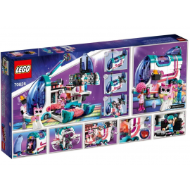 Il party bus Pop-Up - The Lego Movie 2 70828