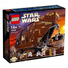 Sandcrawler - Lego Star Wars 75059