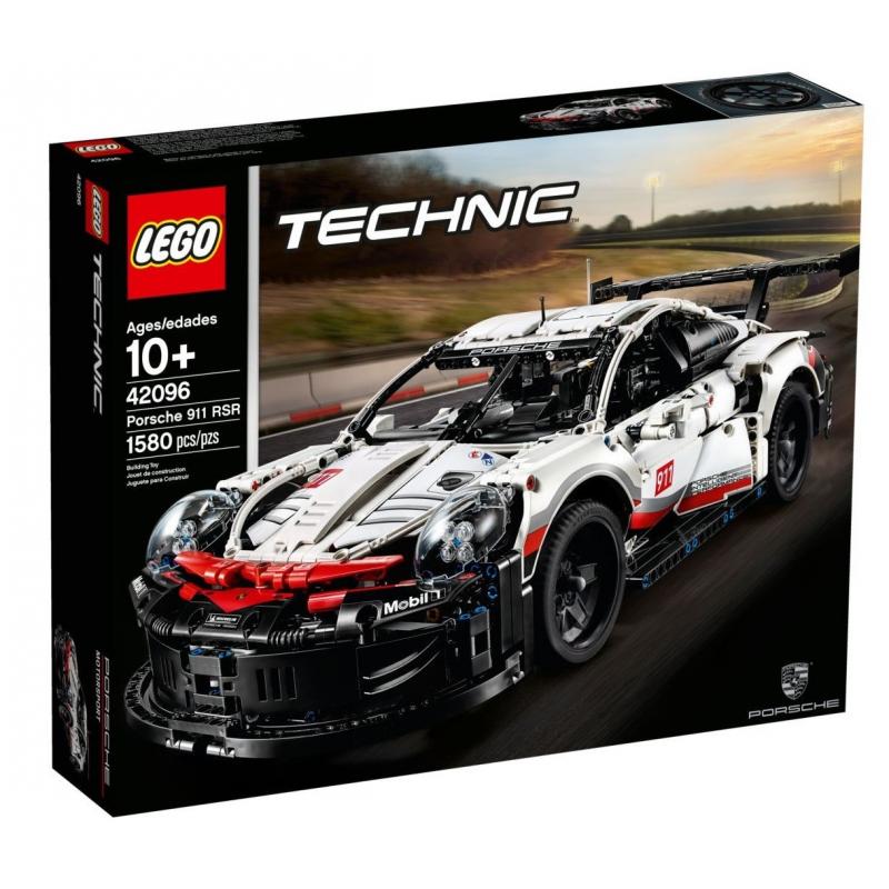 Porsche 911 RSR - Lego Technic 42096