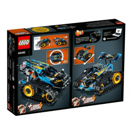 Stunt Racer telecomandato - Lego Technic 42095