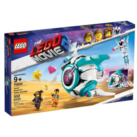L'astronave Sorellare di Dolce Sconquasso! - The Lego Movie 2 70830
