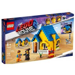 La casa dei sogni/Razzo di soccorso di Emmet! - Lego Movie 2 70831
