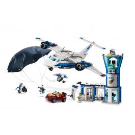 Base della Polizia aerea - Lego City 60210